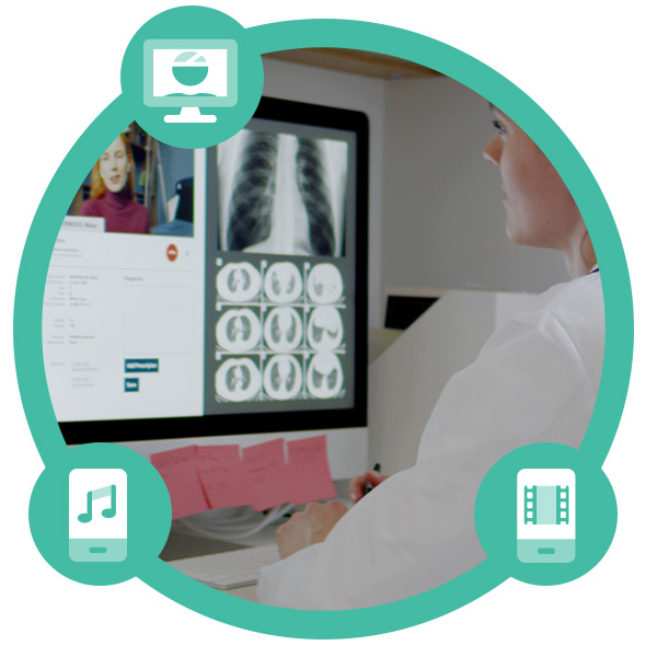 iotcomms.io solutions for healthcare – telemedicine