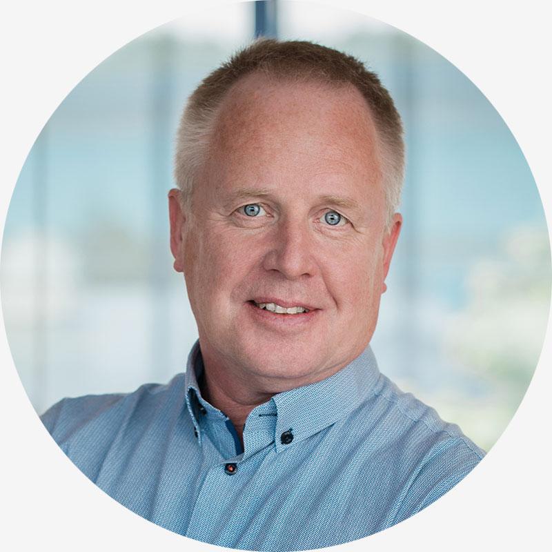 Mikael Hamström, CTO Phoniro