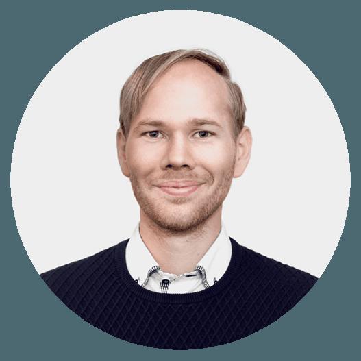 Jonas Cedenwing, Co-founder & CEO Telness Technologies